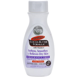 Palmer's Hand & Body Cocoa Butter Formula wohltuendes Körperbalsam zum glätten trockener Haut Nicht parfümiert  250 ml