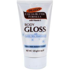 Palmer's Hand & Body Cocoa Butter Formula třpytivý krém na tělo  125 ml