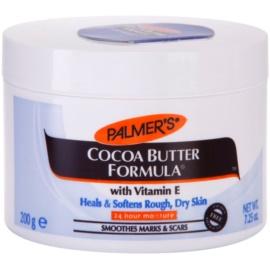 Palmer's Hand & Body Cocoa Butter Formula подхранващо масло за тяло за суха кожа   200 гр.
