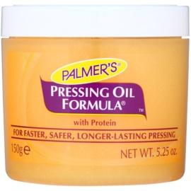 Palmer's Hair Pressing Oil Formula ochranná péče pro lesk a uhlazení při tepelné úpravě vlasů  150 g