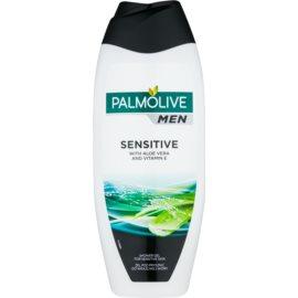 Palmolive Men Sensitive gel za prhanje za moške  500 ml