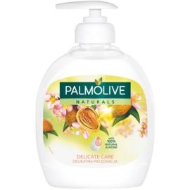 Palmolive Naturals Delicate Care flüssige Seife für die Hände mit Pumpe  300 ml