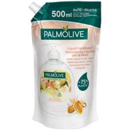 Palmolive Naturals Delicate Care flüssige Seife für die Hände Ersatzfüllung  500 ml