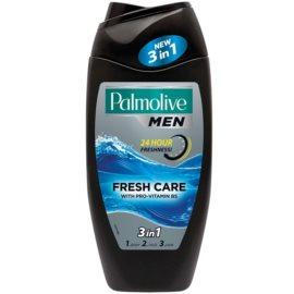 Palmolive Men Fresh Care żel pod prysznic dla mężczyzn 3 w 1  250 ml