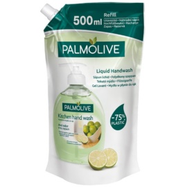 Palmolive Kitchen Hand Wash Anti Odor mýdlo na ruce pro odstranění nepříjemného zápachu po vaření náhradní náplň  500 ml
