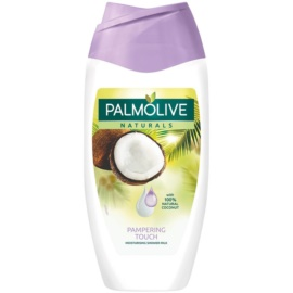 Palmolive Naturals Pampering Touch Duschmilch mit Kokos  250 ml