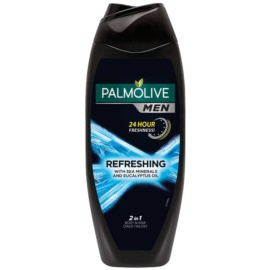 Palmolive Men Refreshing Body Wash for Men 2 In 1  500 ml