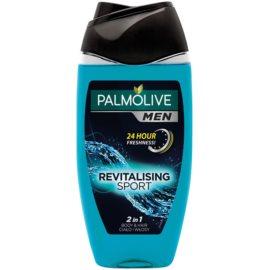 Palmolive Men Revitalising Sport gel de banho para homens 2 em 1  250 ml