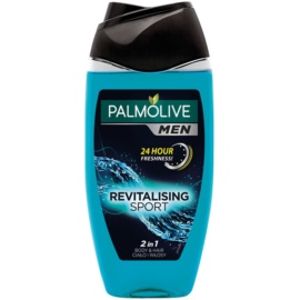 Palmolive Men Revitalising Sport gel de ducha para hombre 2 en 1  250 ml