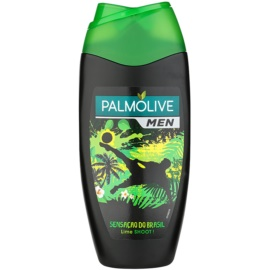 Palmolive Men Sensacao Do Brasil sprchový gel Lime Shoot! 250 ml