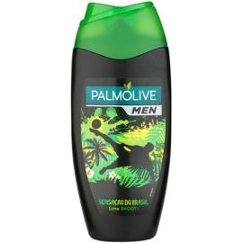 Palmolive Men Sensacao Do Brasil sprchový gél Lime Shoot! 250 ml