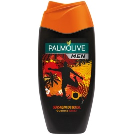 Palmolive Men Sensacao Do Brasil żel pod prysznic Guarana KICK! 250 ml