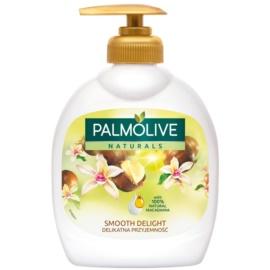Palmolive Naturals Smooth Delight tekuté mydlo na ruky s pumpičkou  300 ml