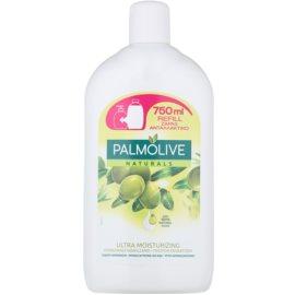 Palmolive Naturals Ultra Moisturising flüssige Seife für die Hände Ersatzfüllung  750 ml
