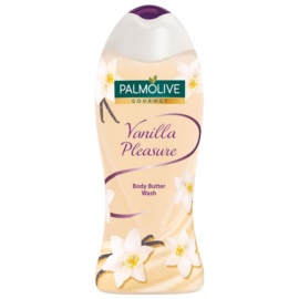Palmolive Gourmet Vanilla Pleasure Doucheboter   500 ml