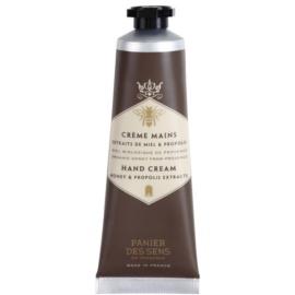Panier des Sens Honey Nourishing Cream For Hands  30 ml