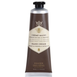 Panier des Sens Honey výživný krém na ruce  30 ml