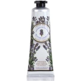 Panier des Sens Lavender entspannende Creme für die Hände  30 ml