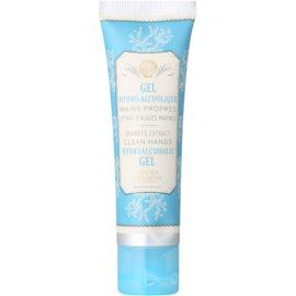Panier des Sens Mediterranean Freshness antibakteriální čisticí gel na ruce  30 ml