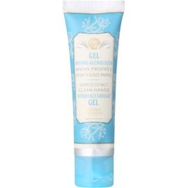 Panier des Sens Mediterranean Freshness antibakteriális tisztító gél kézre  30 ml