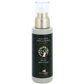 Panier des Sens Olive tápláló száraz olaj arcra, testre és hajra  125 ml