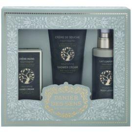Panier des Sens Olive kosmetická sada I.