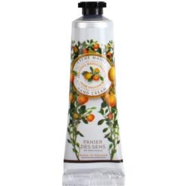 Panier des Sens Provence beruhigende Creme für die Hände  30 ml