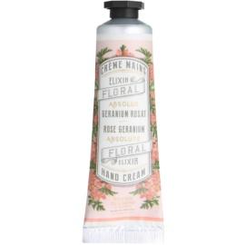 Panier des Sens Rose Geranium krém na ruky  30 ml
