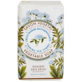 Panier des Sens Sea Fennel zpevňující rostlinné mýdlo  150 g