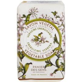 Panier des Sens Verbena energizující rostlinné mýdlo  150 g