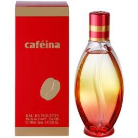 Parfums Café Caféina Eau de Toilette für Damen 100 ml