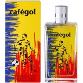 Parfums Café Cafégol Colombia Eau de Toilette for Men 100 ml