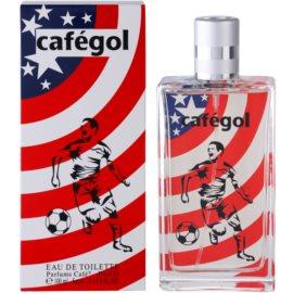Parfums Café Cafégol USA toaletní voda pro muže 100 ml
