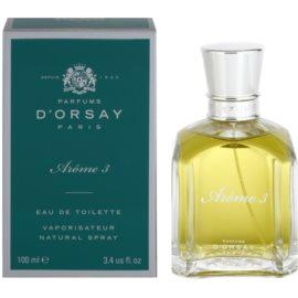 Parfums D'Orsay Arôme Eau de Toilette für Herren 100 ml