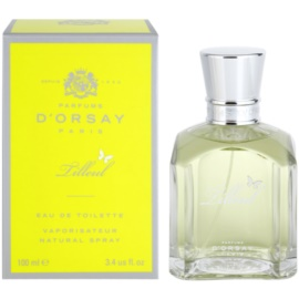 Parfums D'Orsay Tilleul Eau de Toilette for Women 100 ml