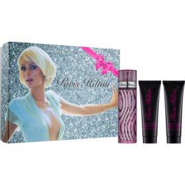 Paris Hilton Paris Hilton darčeková sada VIII.  sprchový a kúpeľový krém 90 ml + parfémovaná voda 100 ml + trblietavé telové mlieko 90 ml