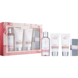 Parisax Spa Renity Rose Geranium Cosmetic Set I.
