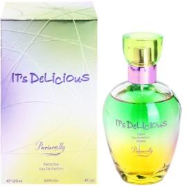 Parisvally It's Delicious Eau de Parfum für Damen 120 ml
