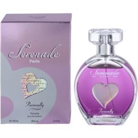 Parisvally Serenade Eau de Parfum für Damen 100 ml