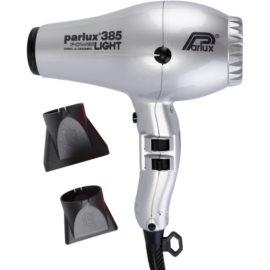 Parlux 385 Power Light Ionic & Ceramic fén na vlasy Silver