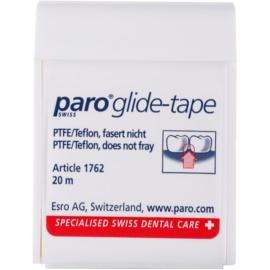 Paro Glide-Tape dentální páska s teflonovým povrchem 1762 (Teflon-Tape, Does not Fray) 20 m