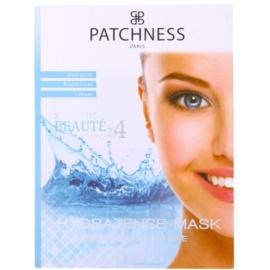 Patchness Beauty intenzívna hydratačná maska
