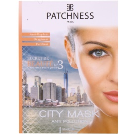 Patchness Beauty антиоксидантна маска для обличчя