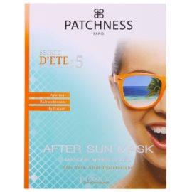 Patchness Sun hydratační maska po opalování