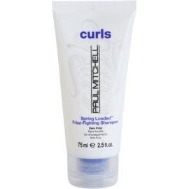 Paul Mitchell Curls šampon pro nepoddajné a krepatějící se vlasy  75 ml