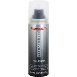 Paul Mitchell ExpressDry lak na vlasy silné zpevnění  50 ml