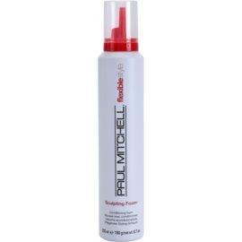 Paul Mitchell Flexiblestyle pěna na vlasy pro flexibilní zpevnění  200 ml