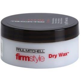 Paul Mitchell FirmStyle suchý vosk na vlasy pro dlouhotrvající zpevnění  50 g