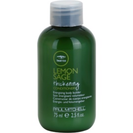 Paul Mitchell Tea Tree Lemon Sage energizující kondicionér pro hustotu vlasů  75 ml