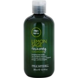 Paul Mitchell Tea Tree Lemon Sage energizující kondicionér pro hustotu vlasů  300 ml